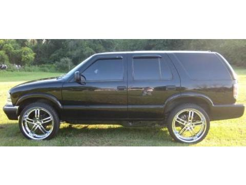 2001 Chevrolet Blazer LS 4x4 in Onyx Black