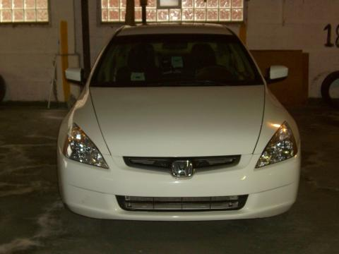 2003 Honda Accord LX Sedan in Taffeta White