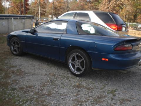 1994 Chevrolet Camaro Coupe in Medium Quasar Blue Metallic