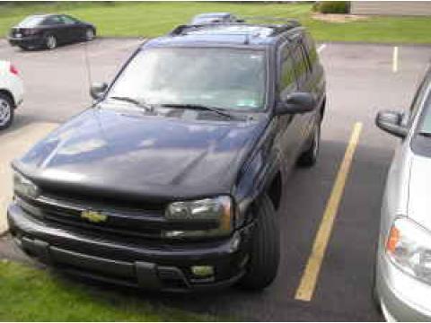 2004 Chevrolet TrailBlazer LT 4x4 in Black